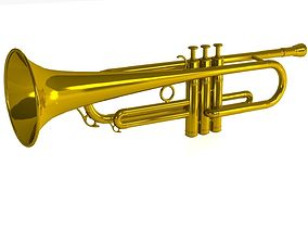 Trumpet with 3D