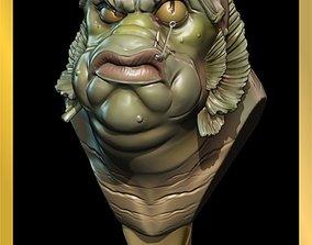BUSTOS HALLOWEEN 3D model