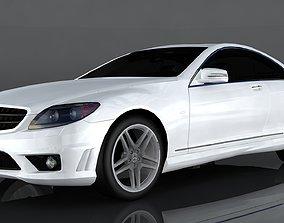 3D model Mercedes-Benz CL 65 AMG