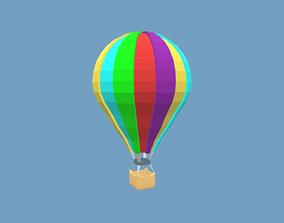 Balloon Cartoon 3D asset