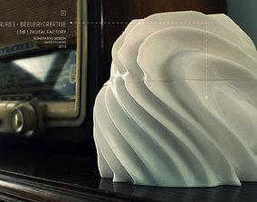 accessories ORGANIC BOX 3D print model