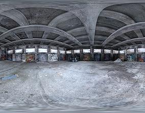 3D model Warehause 360 HDRi images