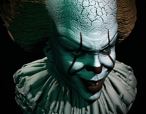3D print model It Pennywise the Dancing Clown