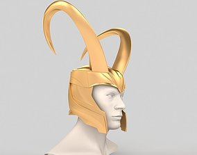 3D print model Loki Helmet superhero