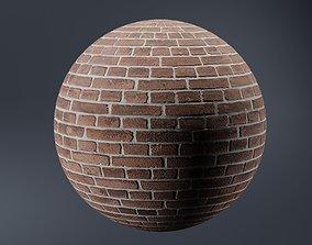 Brick seamless 3D