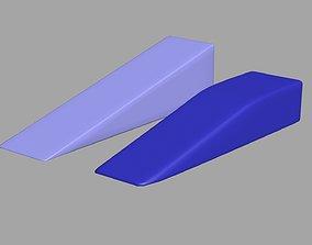 Door Stop Wedge 3D printable model