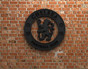 3D print model Chelsea FC Logo