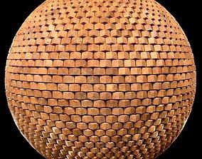 3D Lattice Brick-04-PBR Material-2K-4K