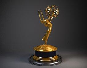 Emmy Award 3D
