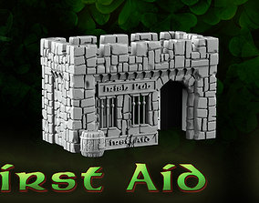 3D printable model first aiud- pub