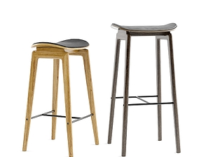 3D Norr11 NY11 Bar Chair