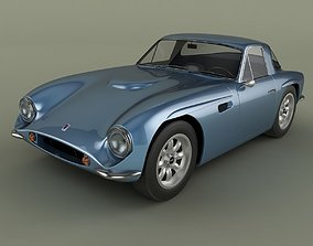 3D TVR Griffith Series 200