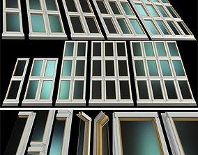 3D Roof windows Skylights