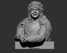 3D print model CARLITOS LA MONA JIMENEZ edicion Game of