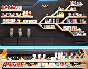 3D model Cosmetics store other