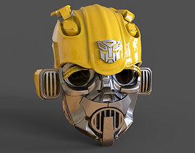 Bumblebee Head Model