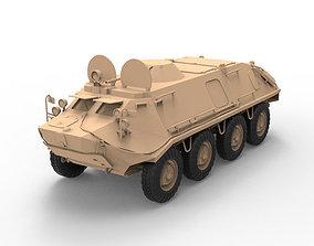 3D model BTR 60PB Russian