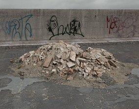 3D rubble 064 am165
