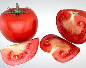 Tomato 3D asset
