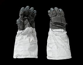 3D model APOLLO 11 NASA GLOVES