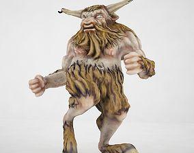 3D model Titus Satan