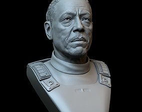 3D printable model Moff Gideon from The