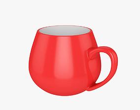 Ceramic cup 3D