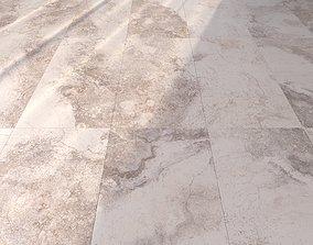 Marble Floor Bizantino Ivory Set 1 3D