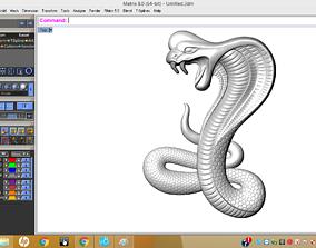 Cobra 3D fist