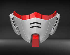 3D printable model RX782 Version2 Custom Mask Fan Art