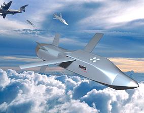 3D MBDA Remote Carrier 200