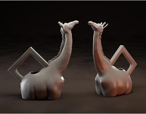 Giraffo Watering Can 3D printable model