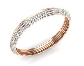 3D printable model Diamond bracelet for man