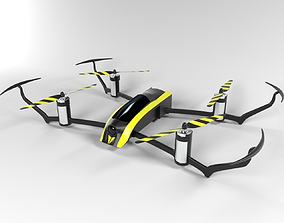 3D Racing Drone V02