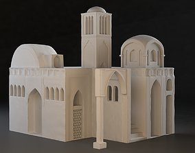 Old Eastern Building 3D model