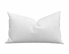 3D model Solid Pillow 10