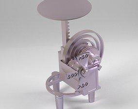Kitchen scale 3D print model