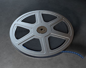 Film Reel film 3D