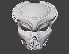 3D printable model Fugitive Predator Helmet with Laser 2
