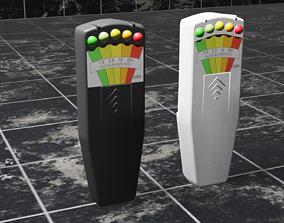 3D asset Electromagnetic Field EMF Detectors