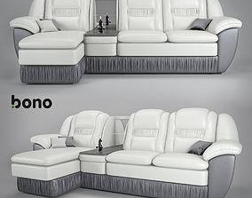 sofa Bono Chester2 3D model