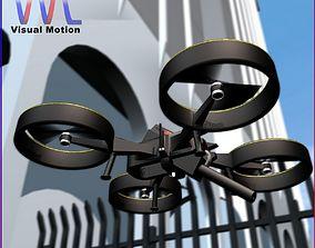 3D UAV Interceptor