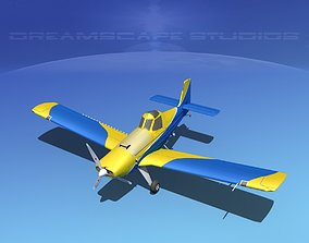 3D model EMB-202 Cropduster v06