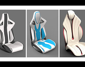 3D car seat collection 2021