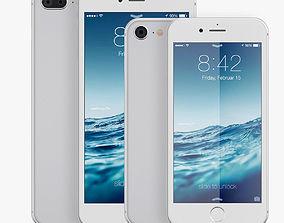 Apple iPhone 8 vs 8Plus 3D