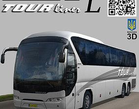 Neoplan Tourliner SHD L 3D asset