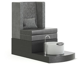 3D Pedicure Chair