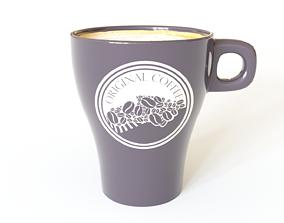 Coffee Mug 3D coffee