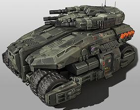 SF Military HAV 3D model