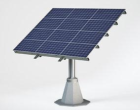 3d Solar Tree 3D